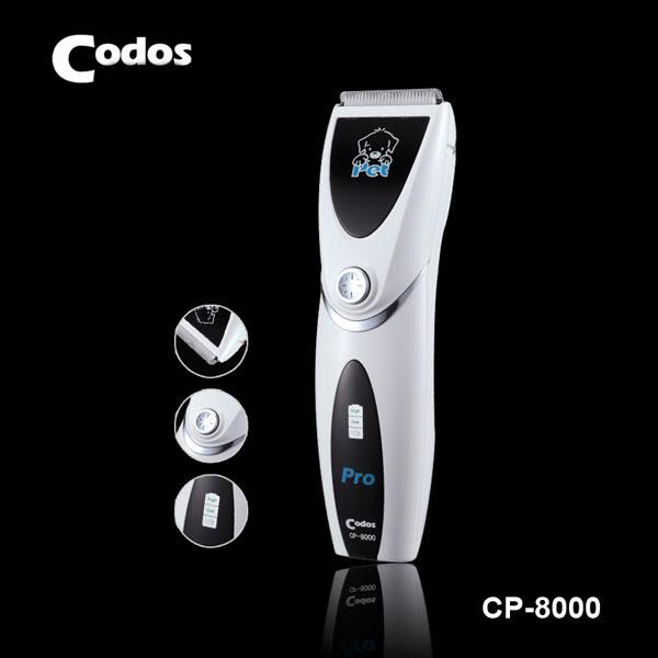 Cung cấp sỉ tông đơ cắt tỉa lông thú cưng Codos CP 80000
