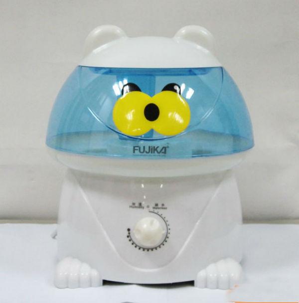 Buôn sỉ máy tạo ẩm Fujika hình con cún trắng