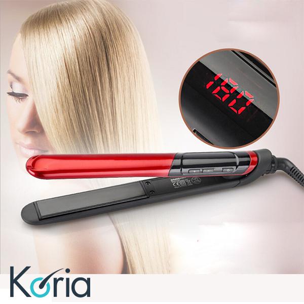 Máy duỗi tóc chỉnh nhiệt Koria KA-2215