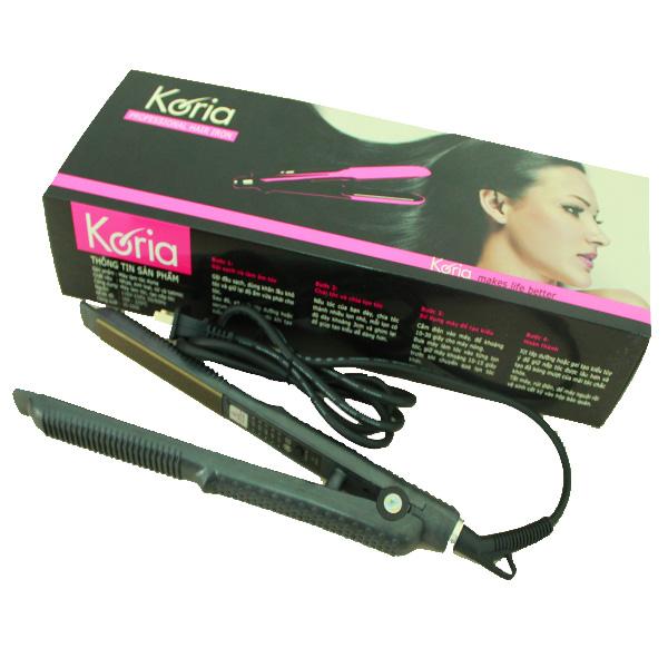 Máy kẹp tóc Koria Best 3889