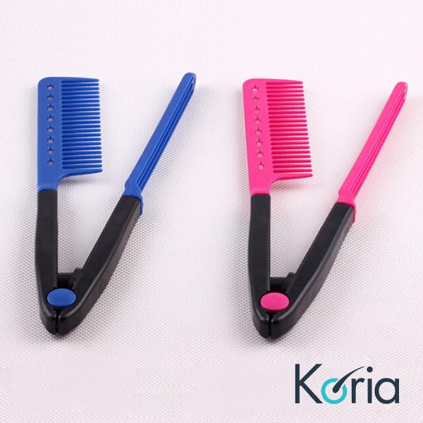 Lược kẹp chải và tạo kiểu tóc L-501